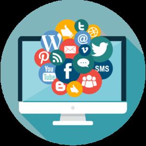 social media marketing by Shrilok India Pvt. Ltd