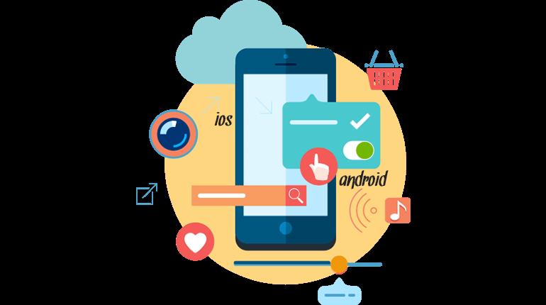 mobile app development company in chandrapur - Shrilok (India) Pvt. Ltd.